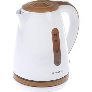 Чайник электрический FIRST FA-5427-9 White цена и фото