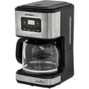Кофеварка FIRST FA-5459-4 Grey цена