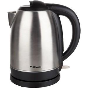 Чайник электрический Maxwell MW-1049(ST) цена и фото