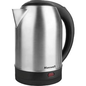 Чайник электрический Maxwell MW-1077(ST) цена и фото