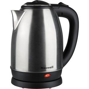 Чайник электрический Maxwell MW-1081(ST) цена и фото