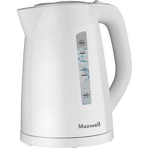 Чайник электрический Maxwell MW-1097(W)