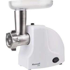 Мясорубка Maxwell MW-1263(W) мясорубка maxwell mw 1263 w 1800 вт