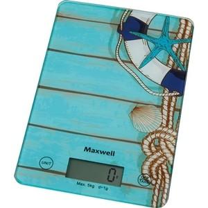 лучшая цена Весы кухонные Maxwell MW-1473(B)