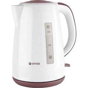 лучшая цена Чайник электрический Vitek VT-7055(W)
