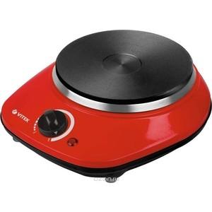 Настольная плита Vitek VT-3700(R) настольная плита vitek vt 3701 bk