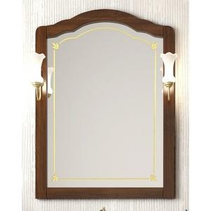 Зеркало Opadiris Лоренцо 80 для светильников 00000001041, Z0000001408, светлый орех Р10 (Z0000006756)