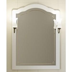 Зеркало Opadiris Лоренцо 80 белый, для светильников 00000001041, Z0000001408 (Z0000008464)