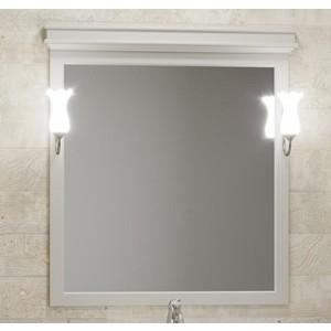 Зеркало Opadiris Борджи 85 для светильников 00000001041, слоновая кость 1013 (Z0000012529)