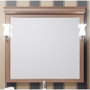 Зеркало Opadiris Борджи 105 для светильников 00000001041, светлый орех Р10 ( Z0000012700)