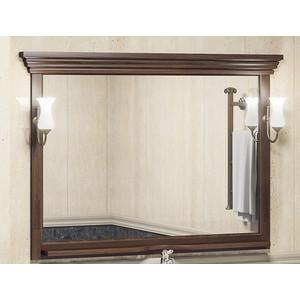 Зеркало в деревянной раме Opadiris Риспекто 120 нагал, для светильников 00000001041, Z0000001408 (Z0000009576) зеркало в деревянной раме opadiris риспекто 105 белый матовый для светильников z0000006243 z0000012655