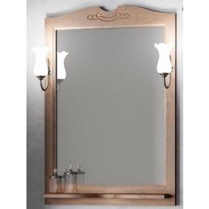 Зеркало с полкой Opadiris Тибет 70 для светильников 00000001041, нагал P46 (Z0000004706)