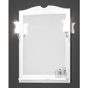 Зеркало в деревянной раме Opadiris Тибет 80 слоновая кость 1013, для светильников 00000001041 (Z0000006653) зеркало в деревянной раме opadiris риспекто 105 слоновая кость для светильников 00000001041 z0000001408 z0000006704