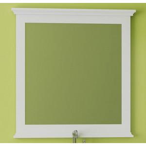 Зеркало Opadiris Палермо 75 белый матовый 9003 (Z0000008553)
