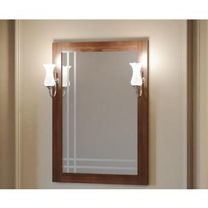Зеркало в деревянной раме Opadiris Сакура 60 светлый орех левое, для светильников Z0000006243 (Z0000010822) зеркало в деревянной раме opadiris риспекто 105 белый матовый для светильников z0000006243 z0000012655