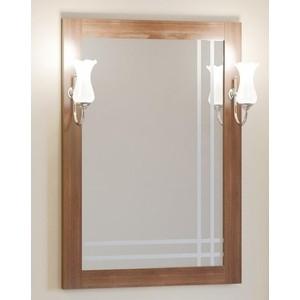 Зеркало в деревянной раме Opadiris Сакура 60 светлый орех правое, для светильников Z0000006243 (Z0000010823) зеркало в деревянной раме opadiris риспекто 105 белый матовый для светильников z0000006243 z0000012655