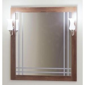 Зеркало в деревянной раме Opadiris Сакура 80 светлый орех, для светильников Z0000006243 (Z0000010265) зеркало в деревянной раме opadiris риспекто 105 белый матовый для светильников z0000006243 z0000012655