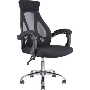 Кресло Стимул-групп CTK-XH-6132 CH black (черная сетка) цена и фото