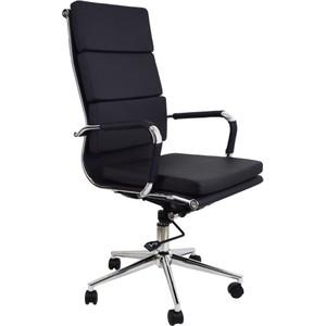 Кресло Стимул-групп CTK-XH-630A CH EU (крестовина евро) black