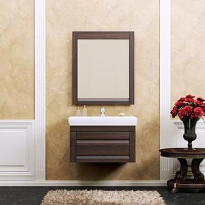 Мебель для ванной Opadiris Лаварро 70 подвесная, венге