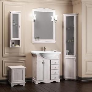 Мебель для ванной Opadiris Клио 70 белый с оттенком