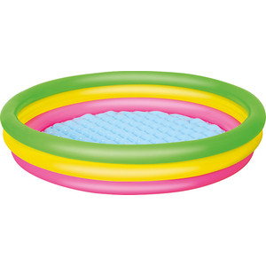 Надувной бассейн Bestway круглый (51103) 152х30 см