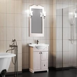 Мебель для ванной Opadiris Клио 50 белый с оттенком