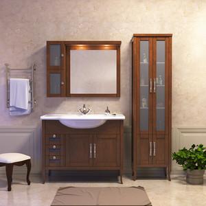 Мебель для ванной Opadiris Мираж 100 светлый орех Р10