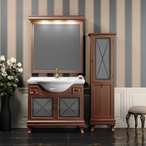 Мебель для ванной Opadiris Борджи 95 светлый орех Р10