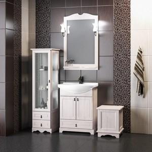 Мебель для ванной Opadiris Клио 65 белый с оттенком opadiris mia 65