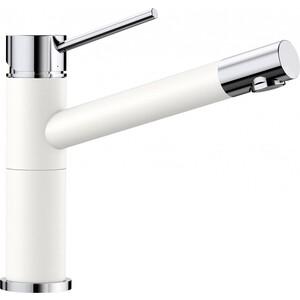 Смеситель для кухни Blanco Alta Compact белый (515317)