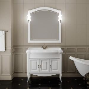 Мебель для ванной Opadiris Лоренцо 100 белый матовый 9003