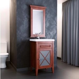 Мебель для ванной Opadiris Палермо 50 светлый орех правая