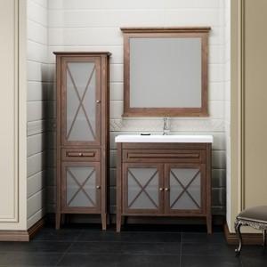Мебель для ванной Opadiris Палермо 90 светлый орех