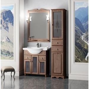 Мебель для ванной Opadiris Тибет 70 нагал со стеклом тибет путеводитель
