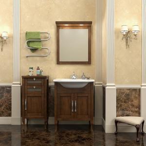 Мебель для ванной Opadiris Мираж 65 светлый орех Р10