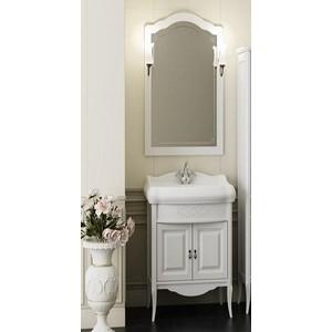 Мебель для ванной Opadiris Лоренцо 60 белый без патины