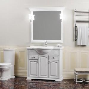 Мебель для ванной Opadiris Риспекто 95 белый матовый 9003