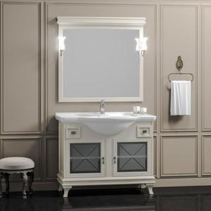 Мебель для ванной Opadiris Борджи 105 слоновая кость 1013