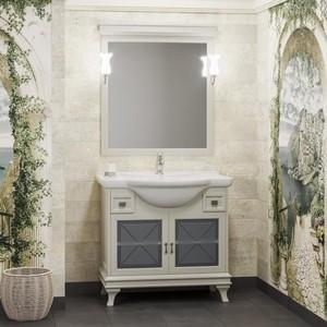 Мебель для ванной Opadiris Борджи 85 слоновая кость 1013