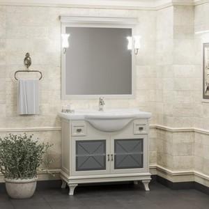 Мебель для ванной Opadiris Борджи 95 слоновая кость 1013