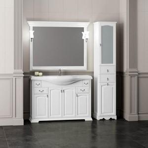 Мебель для ванной Opadiris Риспекто 120 белый матовый 9003