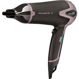 Фен Rowenta CV5361F0 черный/розовый фен rowenta cv1612f0 2000вт черный