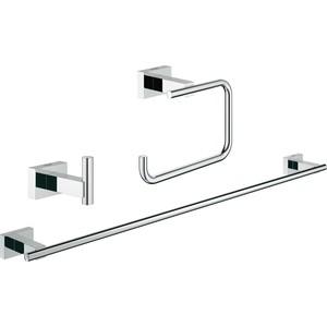 Набор аксессуаров Grohe Essentials Cube 3 предмета (40777001)