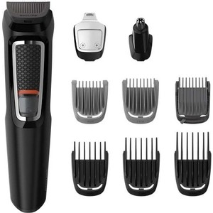 цена на Машинка для стрижки волос Philips MG3740/15 черный