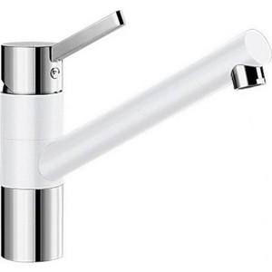 Смеситель для кухни Blanco Tivo silgranit белый (517603)