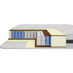 Матрас Armos Роксана tfk 512 3D air трикотаж 200x200