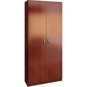 Шкаф двухдверный Мастер Ольга (орех итальянский) МСТ-ПДО-Ш2-ОИ-98 цена