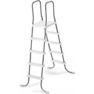 Лестница Intex для бассейнов до 132 см (28067) 4 ступеньки с площадкой