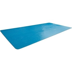 Солнечное покрывало Intex для бассейна Rectangular Frame 400x200 см (29028) тент для бассейна intex 58920